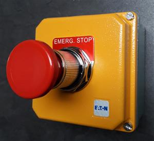 EATON EMERGENCY STOP STATION