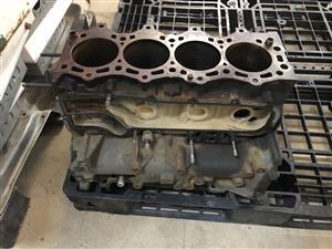 Mazda BT 50 2.5l Diesel Engine  Stripping for Spares