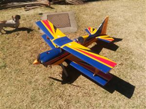 RC plane Seagull Ultimate 120