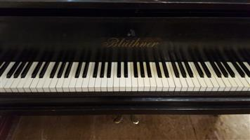Bluthner Grand Piano 1892