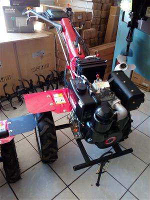 Magnum Tiller Diesel With Electric Start Price includes Vat