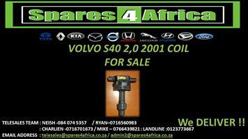 Volvo S40  2.0 2001 Coil