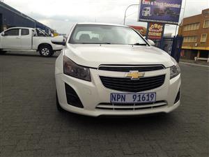 2014 Chevrolet Cruze sedan 1.6 LS