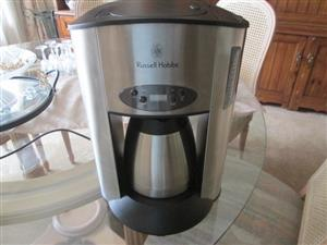 Russell Hobbs Filter Coffee maker for sale.