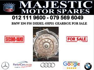 Bmw E90 F30 6hp21 gearbox for sale