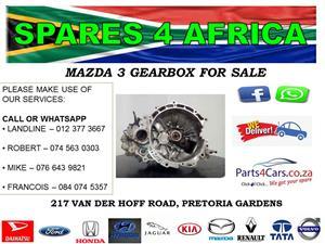 2002 Mazda 3 Mazda 1.6 Active