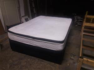 Double Base and Mattress