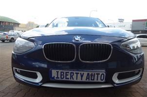 2014 BMW 1 Series 116i 5 door Urban