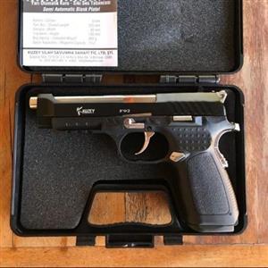 PEPPER GUNS