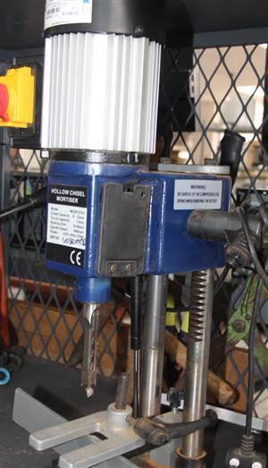 Mac africa MS36127A3 hallw chisel mortizer S032190D #Rosettenvillepawnshop