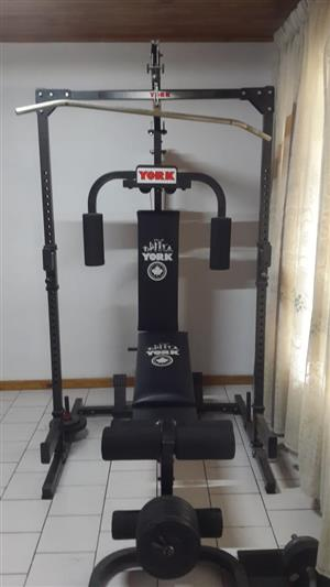 York Home Gym