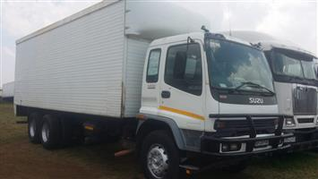 14 ton close body at a lowest price