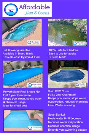 Is your pool safe ? Tired of a dirty Pool ?