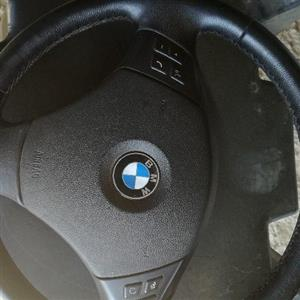 Bmw e90 steering wheel