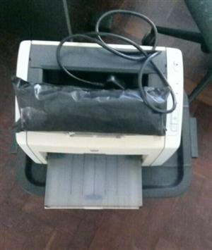 Laser Jet Printer with cartridge