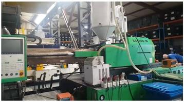 Borche BS1000-II Injection Moulding Machine (Year: 2012)