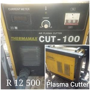 Thermamax air plasma cutter for sale