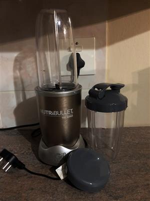 NutriBullet Pro 900W High Speed Blender - Champagne