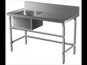 Stainless Steel Sinks And Stainless Steel Tables Direct From Manufacturer R1295