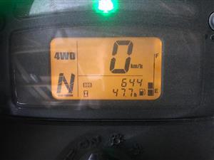 2014 Suzuki LTA750X