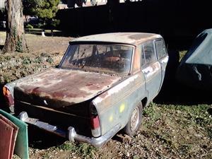 1965 Fiat Fullback 2.4