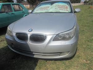 2003 BMW 5 Series 520d