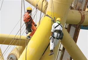 Rope Access has the experience knowledge to source the right product for your  maintenance needs which guarantees long-term savings in time and money