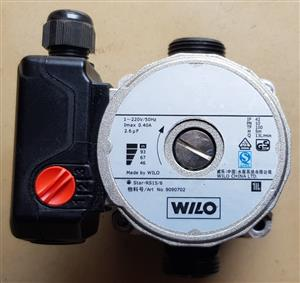 Circulation Pump Wilo Star RS15/6 New