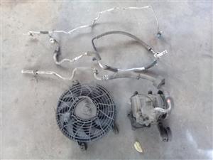 2002 Toyota Corolla 1.6 (Aircon Spares)