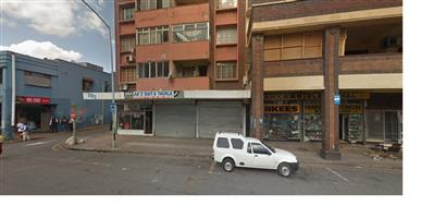 SHOP TO LET (Durban City)