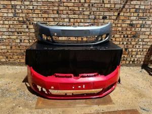 Volkswagen Golf 6 Front Bumper