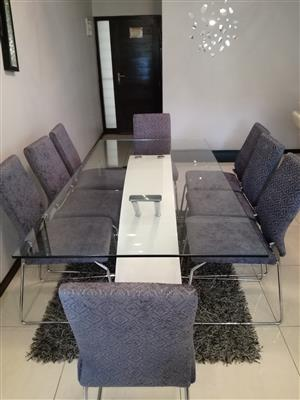 Dining Room Suite 9 Piece For Sale