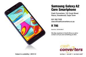 Samsung Galaxy A2 Core Smartphone