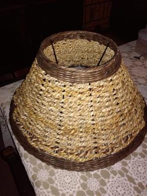 Nuwe lampskerm (49cm deursnee)