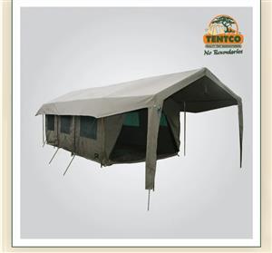 Tentco Canvas Sahara Lodge Tent
