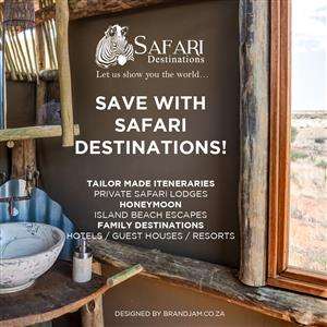 Safari Destinations Africa