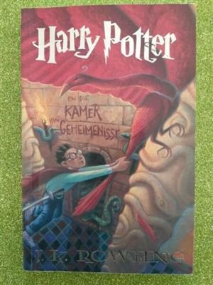 Harry Potter En Die Kamer Van Geheimenisse - JK Rowling - Afrikaans Harry Potter - Boek 2.