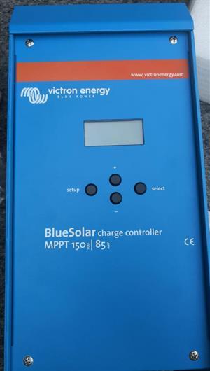NEW - BlueSolar Charge Controller MPPT 150/85 (still in box)