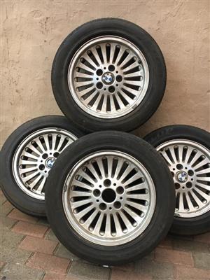 BMW Mag Wheels 4sale