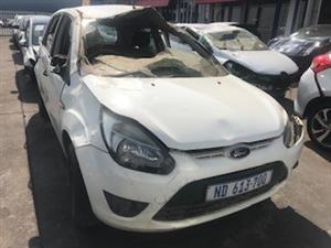 2012 Ford Figo 1.4 Ambiente Code 3