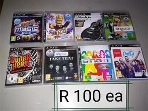 Musical ps3 games for sale