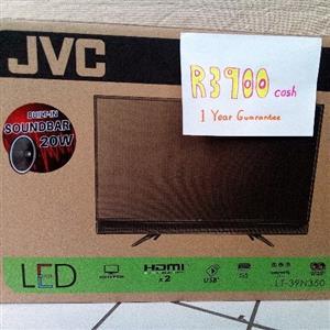 """JVC Led TV 39"""" New"""