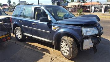 Freelander 2 SE TD4 - Stripping for spares