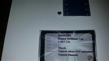 Black Diamond - 1.967 CT