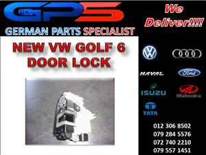 New VW Golf 6 Door Lock for Sale