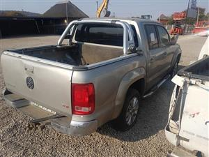 VW Amarok 2.0 CNE Manual Stripping For Spares