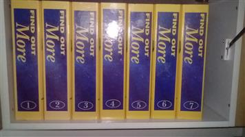 Find Out More Encyclopedia plus Afrikaanse Kinderensiklopedie