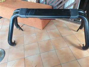 Nissan Navara / Stealth Roll bar