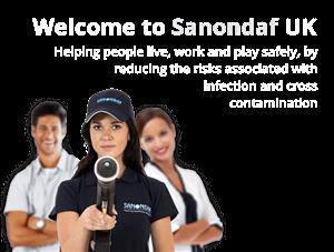 Sanondaf Franchise - Pretoria East