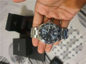 Used, Tag Heuer formula 1 calibre 5 automatic watch. for sale  Centurion